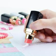 School, Lipstick, Office, newcorrectiontape