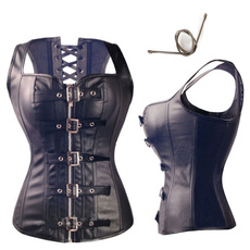 corsetsforwomen, leathercorset, sexy corset, leather