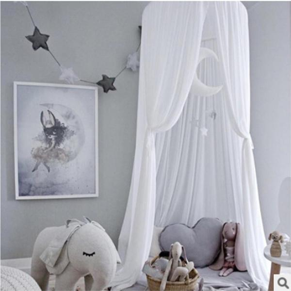 Princess, mosquitocontrol, cribnetting, Bedding