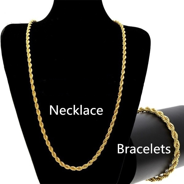 Chain Necklace, Fashion, punk necklace, Gifts For Men