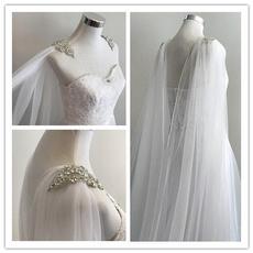 capeveil, Wedding Accessories, Wedding, cape