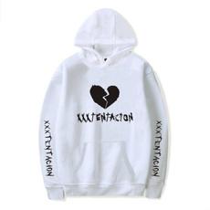 Couple Hoodies, xxxtentacionrevenge, Fashion, pullover hoodie