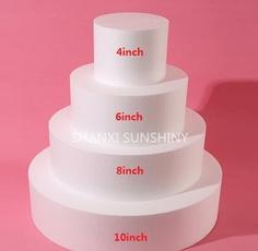 round7cmbase, roundfoamstyrofoam, cake mold, expandedpolystyrenefoam