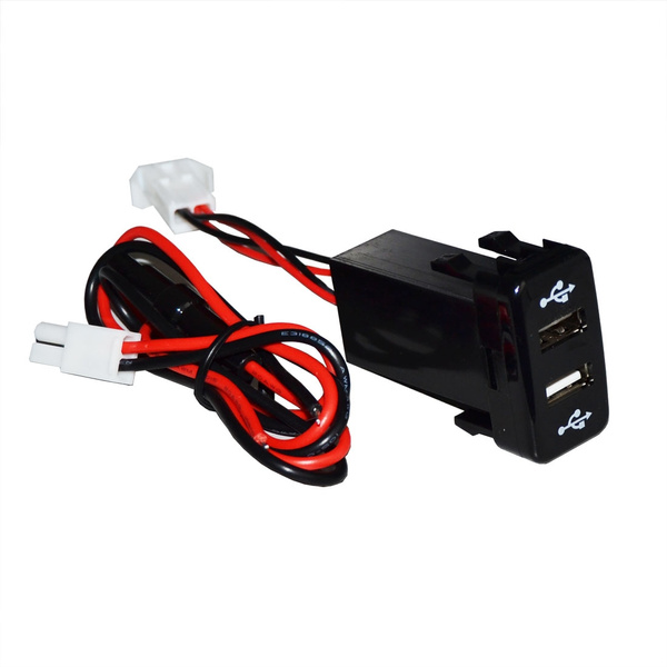 Car Charger, charger, Hp, dualusb