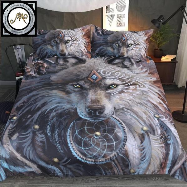 art, Home Decor, Bedding, Home textile