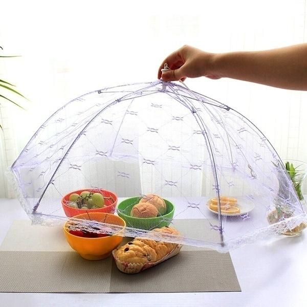 Umbrella, Lace, Cover, Tool