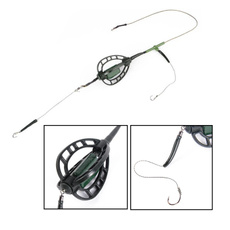 leadsinker, baitcage, treblehook, fishingbait