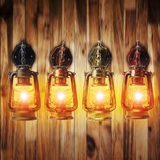 Antique, vintageretrowalllamp, Wall Mount, lights