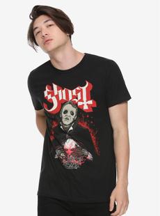 ghost, mensummertshirt, Cotton T Shirt, Mens T Shirt