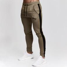 trousers, Fitness, pants, slim