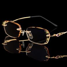 pink, diamondcuttingrimlessglasse, rhinestonereadingglasse, Jewelry