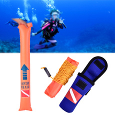 scubasnorkeling, divingaccessorie, rescue, Inflatable
