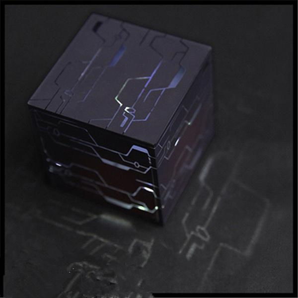 Box, cube, Cosplay, lights
