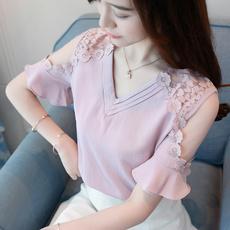 blouse, Summer, ladyfashiontop, Shirt