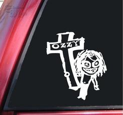 ozzy, Decal, osbourne, Stickers