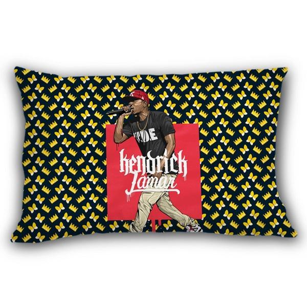 Kendrick Lamar Tde Hip Hop Cotton Throw Pillow Case Sofa Waist Throw Cushion Cover Home Decor Wish