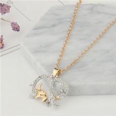 crystalelephantnecklace, Love, Jewelry, Gifts