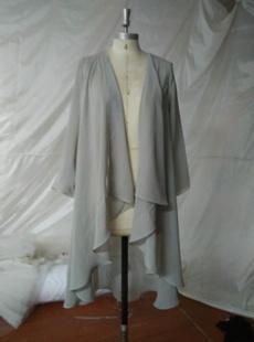 Fashion, chiffon, Long Sleeve, Dress