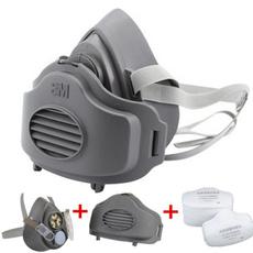 3m3200respirator, industrial, dustgasmask, painting