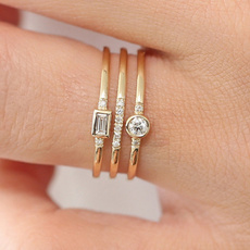 Jewellery, Sterling Silver Ring, gold, Engagement Ring