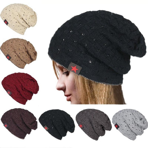 Beautiful, Winter Hat, Star, Winter