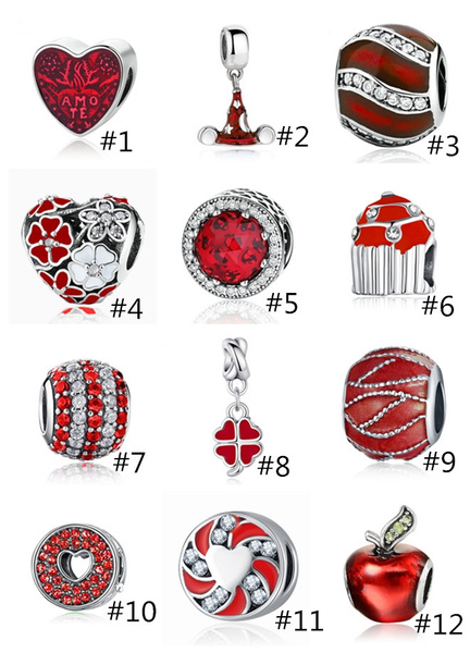 Heart, Love, diybracelet, European And American Fashion