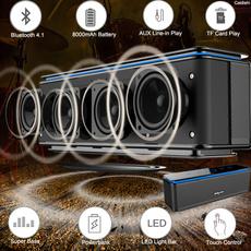 Microphone, Wireless Speakers, waterproofspeaker, Sports & Outdoors