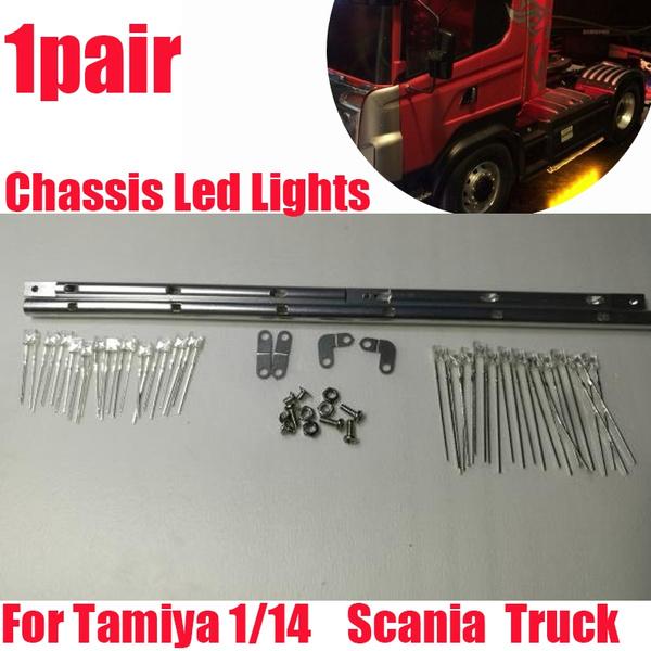 tamiya, led, chassisledlight, 114tamiya