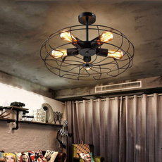 Chandelier, industrial, Home Decor, lights
