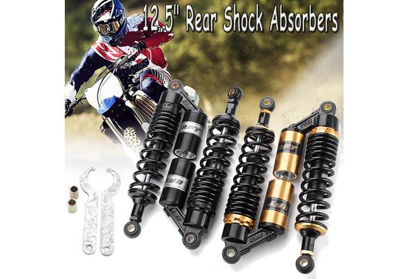 balikha Rear Suspension Shock Absorber Suspension 320mm for Motorcycle