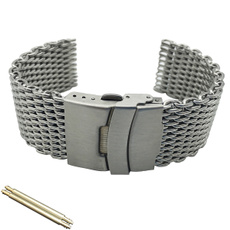 watchbandstrap, divingband, stainlesssteelband, 22mmband