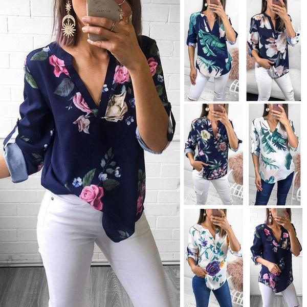 blouse, blouse women, Shirt, Sleeve
