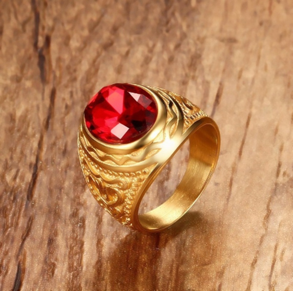 vintage ring, Jewelry, gold, 18k gold ring