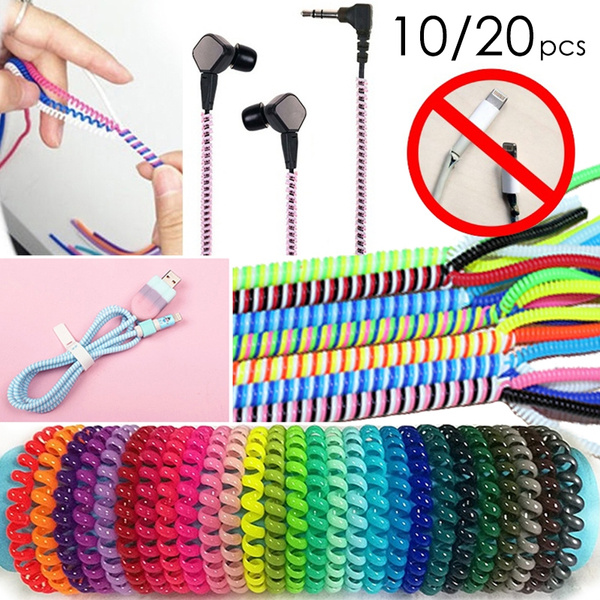 Earphone, cableprotection, Cable, wrapcord