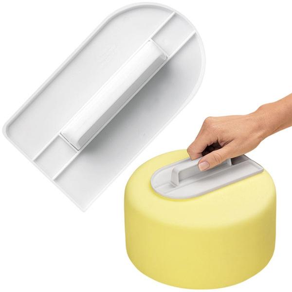 cakedecoratingsmoother, bakingamppastryspatula, Tool, bakingtoolsampaccessorie