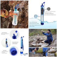 waterpurifier, Outdoor, Survival, camping