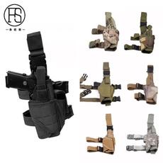 droplegholster, pistolholster, militaryholster, Gun Holster
