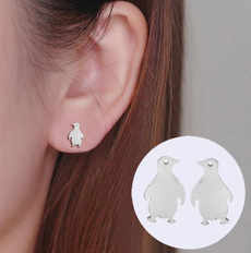 Sterling, penguingift, Jewelry, Gifts