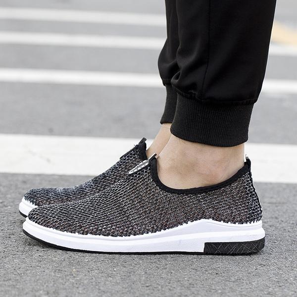 Shoes Breathable Non-slip Lazy Shoes