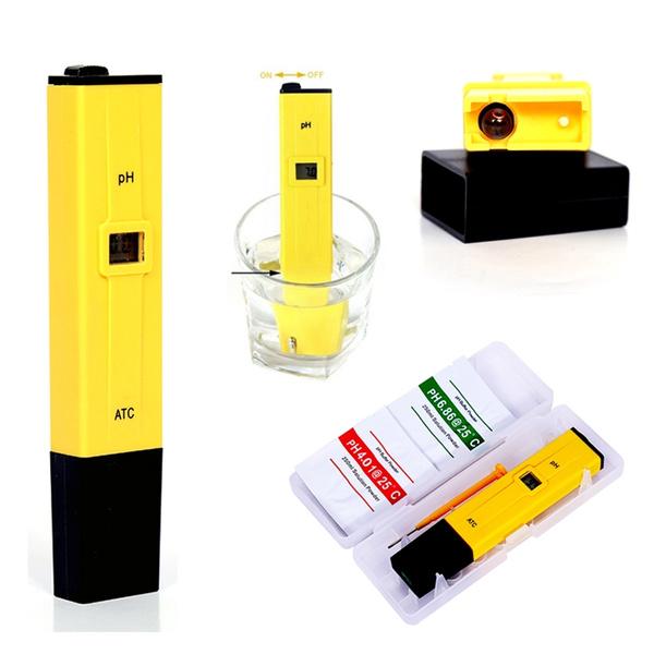 aquariumsaccessorie, watertester, phmeter, Monitors