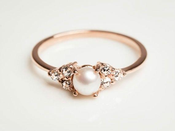 Fashion, wedding ring, gold, Elegant