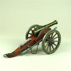 Antique, Handmade, cannon, artillery