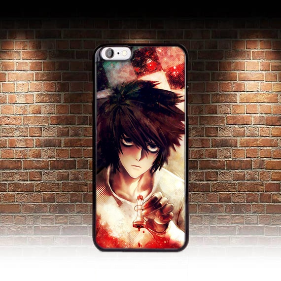 Death Note Cosplay l Death Note Case Cover For iPhone case SE/4/5/6/7/8 X Phone Back Case For Samsung Galaxy | Wish