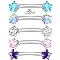 helixcartilage, Blues, Star, Jewelry