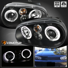 Golf, projector, VW, Auto Accessories