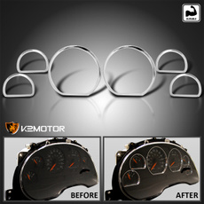 chrome, Car Accessories, mustang, Auto Accessories