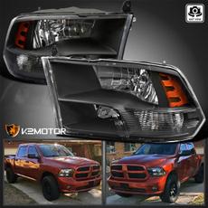 Dodge, Car Accessories, Auto Accessories, black