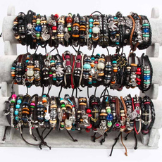 Handmade, Goth, Jewelry, skull
