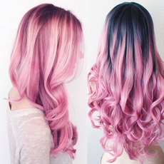 wig, pink, Мода, Cosplay