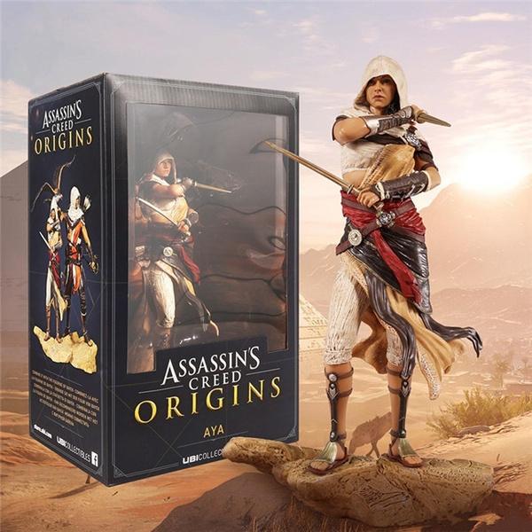 assassins creed origins bayek and aya